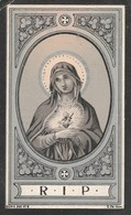 Charles Van Der Storm-haeltert-opbrakel--1912 - Images Religieuses