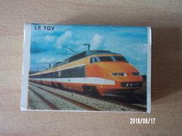 Le TGV  (1) - Boites D'allumettes