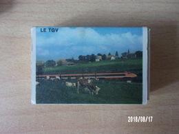 Le TGV  (3) - Boites D'allumettes
