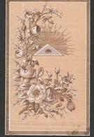 Anne Catharine Joséphine Streel-jeneffe--1880 - Images Religieuses