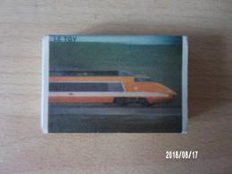 Le TGV  (5) - Boites D'allumettes