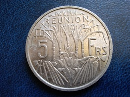 La Réunion  5 Francs   1955   Sup - Réunion