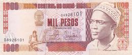 Guinea Bissau - 1000 Pesos 1 Mar 1990 - UNC - Guinea-Bissau