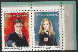Harry Potter  - YT 4024 & 4026 Neufs** - France