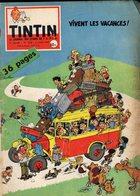 """Tintin N°564 J'ai Navigué Sur """"Liberté"""" - A Coeur Vaillant Rien D'impossible - Pirates D'eau Douce Par Bob De Moor 1959 - Tintin"""