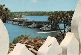 "07440 ""NMOMBASA - KENIA - NYALI BRIDGE"" CART. ILL. SPED. '81 - Colombia"