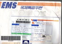 EMS-EPG Post TONGYEONG 2003 (too Large For The Scanner) (183) - 1921-... République