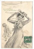 FEMME - Illustrateur MM VIENNE 203 - Vienne