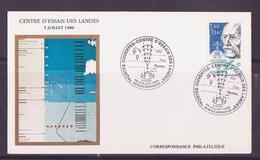 ESPACE - 1986/06 - Journée Portes Ouvertes à Biscarosse - CEL - 2 Documents - Space