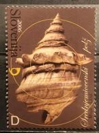 Slovenia, 2006, Mi: 584 (MNH) - Fósiles