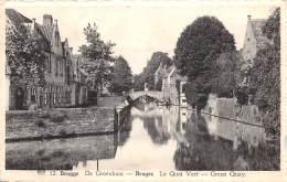 BRUGGE - De Groenkaai - BRUGES - Le Quai Vert - Brugge