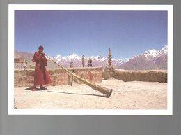 TIBET HORNBLOWER  (k58-16) - Tibet