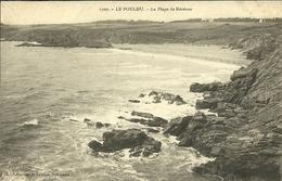 LE POULDU --la Plage De Kéréronr                                     -- Laurent 1909 - Le Pouldu