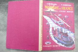 HISTOIRE DE FRANCE ****COURS MOYEN****MKV51 - Books, Magazines, Comics