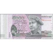 TWN - CAMBODIA NEW - 5000 5.000 Riels 2016 Various Prefixes UNC - Kambodscha