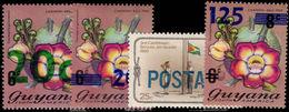 Guyana 1982 (8th Feb) Set Unmounted Mint. - Guyana (1966-...)