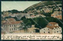 Croazia Croatia Ragusa Dubrovnik Borgo Pille Cartolina RT6436 - Croatia
