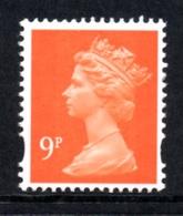 GREAT BRITAIN 2005 Machin Definitive 9p: Single Stamp UM/MNH - Nuovi