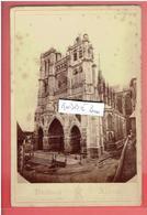 AMIENS LA CATHEDRALE VERS 1880 PORTRAIT ALBUM KALTENBACHER EN BON ETAT - Places