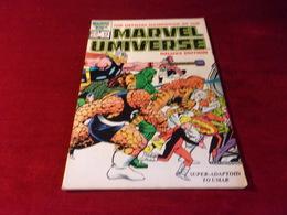 MARVEL UNIVERSE   No 13 DEC - Marvel