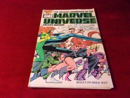 MARVEL UNIVERSE   No 8 JULY - Marvel