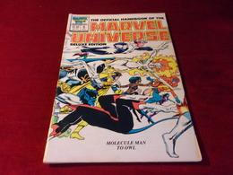 MARVEL UNIVERSE   No 9 AUG - Marvel