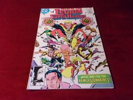 LEGION OF SUPER HEROES   No 339 SEPT 86 - Autres