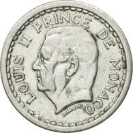 Monnaie, Monaco, Louis II, Bazor, 2 Francs, Undated (1943), Paris, TTB - Monaco