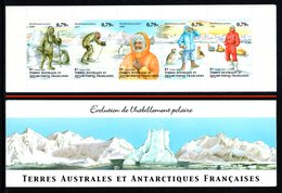TAAF 2003 Polar Clothing: Stamp Booklet UM/MNH - Booklets
