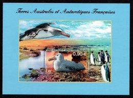 TAAF 2006 Albatross: Miniature Sheet UM/MNH - Blocs-feuillets