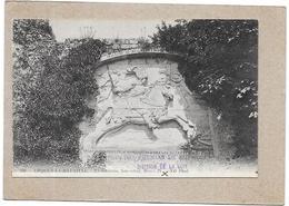 ARQUES LA BATAILLE - 76  - Le Chateau Bas Relief Henri IV  - NANT** - - Arques-la-Bataille