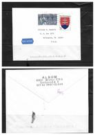 O) 1993 SLOVAKIA, ST JOHN NEPOMUK SCOTT 158, ARMS SCOTT 150, AIRMAIL- ALBUM RNDR MICHAL ZIKA, TIPE I-II-III, FDC XF - FDC
