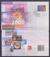 Singapore 1999 Millennium Celebrations Aerogramme(CTO) - Singapore (1959-...)