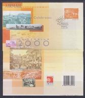 Singapore 1999 Millennium Celebrations Aerogramme(CTO) - Singapour (1959-...)