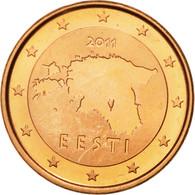 Estonia, Euro Cent, 2011, SUP, Copper Plated Steel, KM:61 - Estonia