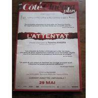 Côté Cinéma Plus N° 9 : Mai 2013 : L'attentat, Z. Douieri - Magazines