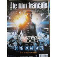 Le Film Français N° 3550 Du 13/09/13 : La Stratégie Ender - Magazines
