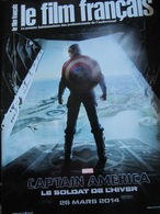 Le Film Français N° 3562 - 6 Décembre 2013 - Captain America Le Soldat De L Hiver - Magazines