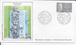 23.- SAINT-SULPICES  EUGENE JAMOT    1987 Premier Jour D' émission - 1960-1969