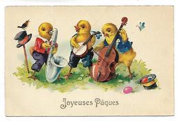 JOYEUSES  PAQUES - Poussins  - 3419 - Easter