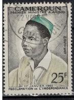 CAMEROUN      N°  YVERT      311   ( 9 )   OBLITERE       ( O 04/03 ) - Camerun (1960-...)