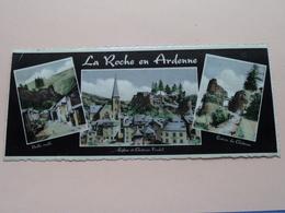 LA ROCHE En ARDENNE ( Géoluc 250 / Format 9 X 20,5 Cm. ) Anno 19?? ( Voir Photo ) ! - La-Roche-en-Ardenne