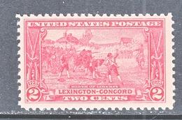 U.S.  618    **    BIRTH  OF  LIBERTY  1925  Issue - United States