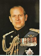 The Duke Of Edinburgh - Non Viaggiata - Familles Royales