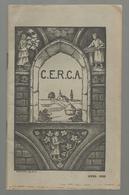 """Scolaire, Centre D""""enseignement Rural Par Correspondance , 04/1935, ANGERS, 60 Pages, 5 Scans  , Frais Fr 2.95 E - Livres, BD, Revues"""