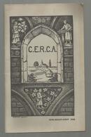 """Scolaire, Centre D""""enseignement Rural Par Correspondance , 06-07-08/1935, ANGERS, 78 Pages, 5 Scans  , Frais Fr 2.95 E - Livres, BD, Revues"""
