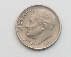 ONE DIME,1967(half 7) - Federal Issues