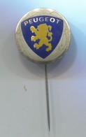 PEUGEOT - Car, Auto, Automotive, Vintage Pin, Badge, Abzeichen - Peugeot