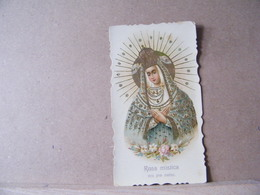 MONDOSORPRESA, (ST341) SANTINO, SANTINI,ROSA MISTICA,PRIMI 900 - Images Religieuses
