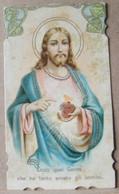 MONDOSORPRESA, (ST342) SANTINO, SANTINI, LA FRECCIA D'ORO, CUORE E GESU', 1911 - Images Religieuses